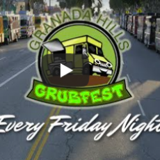 Things to do in San Fernando Valley North, CA for Kids: Granada Hills GrubFest, Grubfest Events