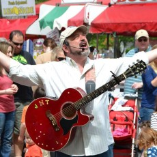 Things to do in Beverly-Newburyport, MA for Kids: (Online) Live with The Music Man, The Music Man - Brian Doser
