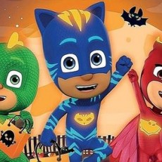 A PJ Masks Halloween Celebration!