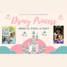 Things to do in Kankakee County, IL: Disney Princess Not So Scary Halloween Party