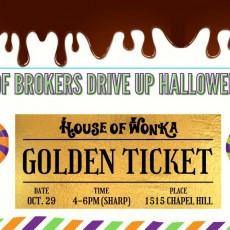 House of Brokers Halloween