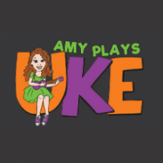 Amy Plays Uke: Virtual Kids Show (Spooky Edition)