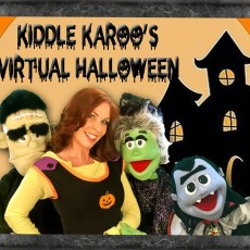 Kiddle Karoo Virtual Halloween