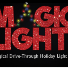 Red Bank, NJ Events for Kids: Magic Of Lights: Drive-Through Holiday Lights Experience