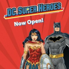 Things to do in Westfield-Clark, NJ for Kids: DC Super Heroes, Liberty Science Center