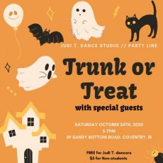 Things to do in Warwick, RI: Trunk or Treat with Special Guests