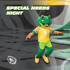 Myrtle Beach, SC Events: Rockin' Jump Special Needs Family Night
