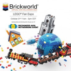 [National] Brickworld Virtual Con Halloween