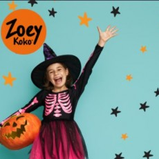 Zoey Koko Halloween Party