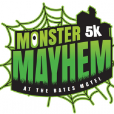 Monster Mayhem 5K and Monster Mile Virtual Event