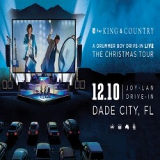Wesley Chapel-Lutz, FL Events for Kids: Drive In Theater Tour ft For King and Country
