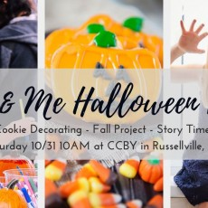Things to do in Bowling Green, KY for Kids: Mom & Me Halloween Party, Creative Canvas By You