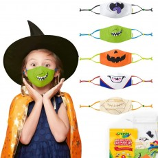 Crayola Halloween Face Masks