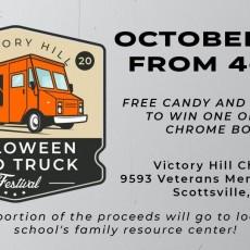 Halloween Food Truck Festival
