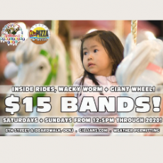 Cape May County, NJ Events: $15 Ride Band Weekends