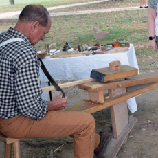 Red Bank, NJ Events: 19th Century Woodworking Demonstration