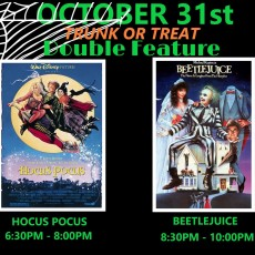 Things to do in Casa Adobes-Oro Valley, AZ: Double Feature & Trunk or Treat!
