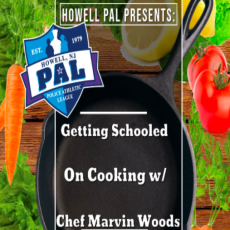Getting Schooled on Cooking with Chef Marvin Woods