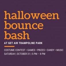 Halloween Bounce Bash