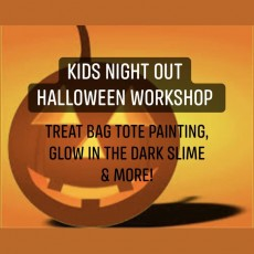 Kids Only Halloween Party