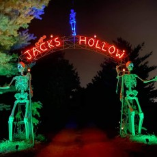 Things to do in Olathe, KS for Kids: Jack's Hollow Haunt Drive-Thru, Jack's Hollow