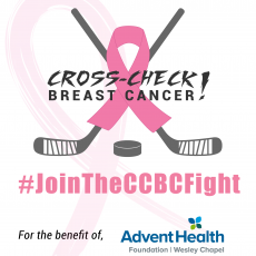 Wesley Chapel-Lutz, FL Events: Cross-Check Breast Cancer