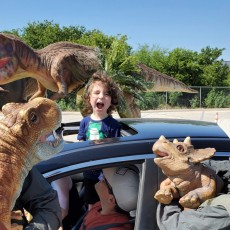 Things to do in Westfield-Clark, NJ for Kids: Jurassic Quest, MetLife Stadium