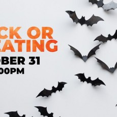 Things to do in San Antonio Northwest, TX: Trick or Treat! Family Friendly and Free, Plus a Movie Night After!