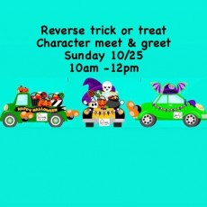 Things to do in Main Line, Pa for Kids: Reverse Trick-or-Treat & Character Meet & Greet, Lulu's Casita - Ardmore
