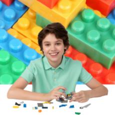 Charleston, SC Events for Kids: [National] Holiday Brickworld Virtual Con