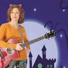Laurie Berkner Halloween Party