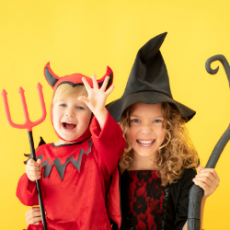Things to do in Hulafrog at Home: Halloween Party in Spanish