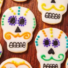 Halloween Baking for the Family