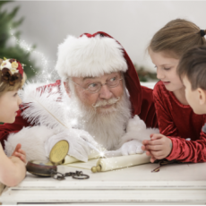 Things to do in Olathe, KS for Kids: The Santa Experience 2020, Melissa McGee Photography