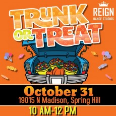 Olathe, KS Events for Kids: Trunk-or-Treat for All