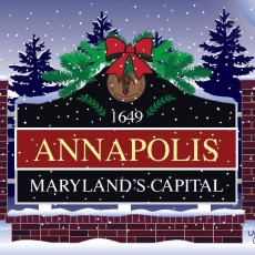 Things to do in Laurel-Columbia, MD for Kids: First Sunday Arts Holiday Market, Town of Annapolis