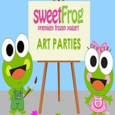 Things to do in Laurel-Columbia, MD for Kids: sweetFrog Paint Party, Town of Catonsville