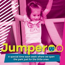 Things to do in Olathe, KS: Jumperoo Toddler Jump {7 & Under}