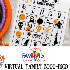 Things to do in Cape May County, NJ: Virtual Family BOOO-INGO