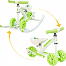 Mobo Wobo 2-in-1 Rocking Balance Bike
