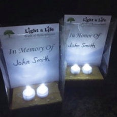 Light A Life Walk of Remembrance