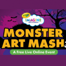 Monster Art Mash