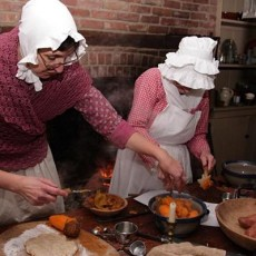 Our Day of Thanks! A 19th Century Thanksgiving Celebration!