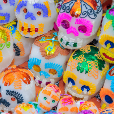 Things to do in Scranton, PA: Dia de Los Muertos Art Festival