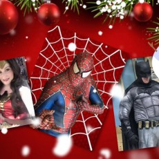 Red Bank, NJ Events for Kids: [National] Super Hero Holiday Adventure