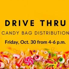 Drive Thru Candy Bag Distribution