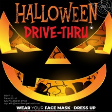 Things to do in Casa Adobes-Oro Valley, AZ: Halloween Drive-Thru