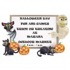 Halloween at the Marana Market!