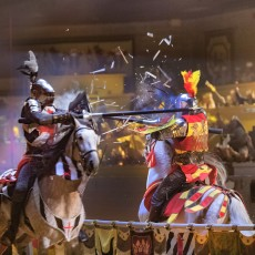 Myrtle Beach, SC Events: Medieval Times Dinner and Tournament