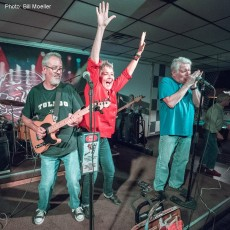 Drive-in Concert featuring Connie Brannock and the Tiny House of Funk